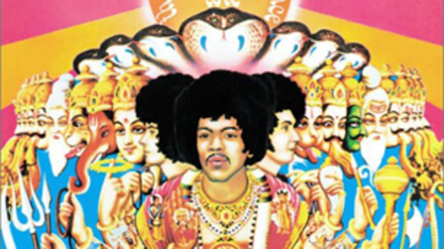 Jimi Hendrix, 'Axis: Bold as Love'