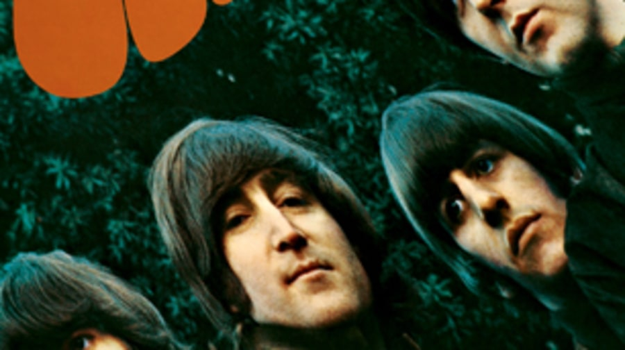 Beatles, 'Rubber Soul'