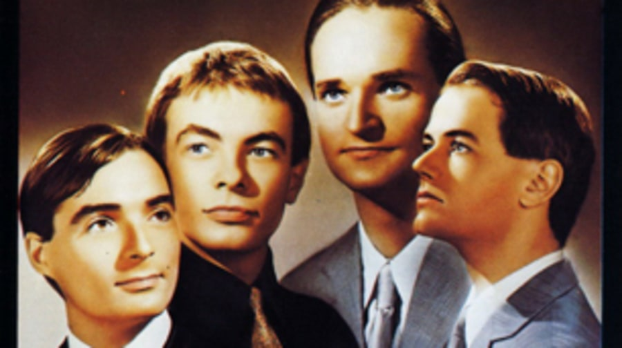 Kraftwerk, 'Trans Europe Express'