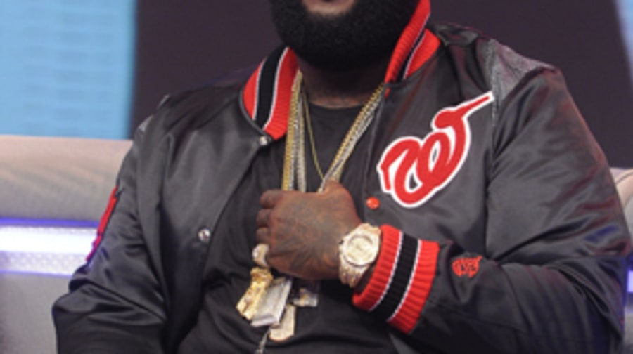 Rick Ross, 'Mastermind' (Fall 2013)
