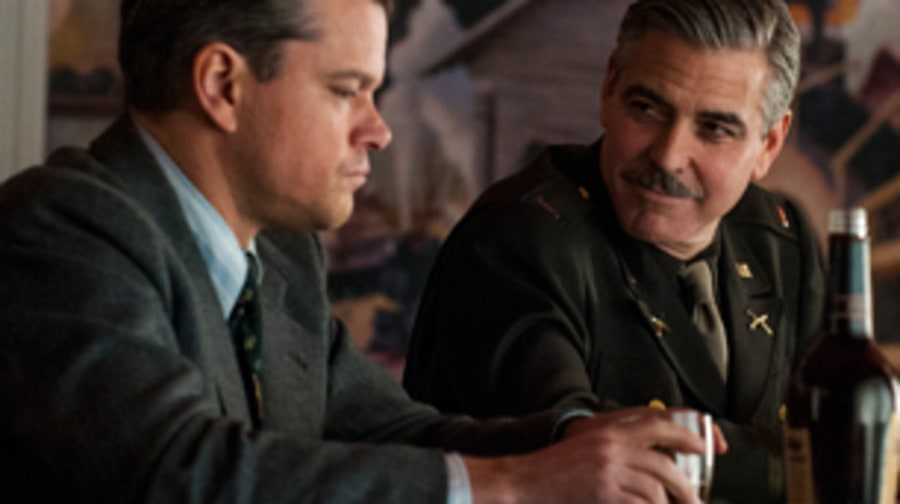 'The Monuments Men' (12/18)