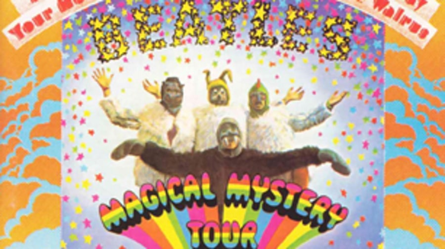 'Magical Mystery Tour' (1967)