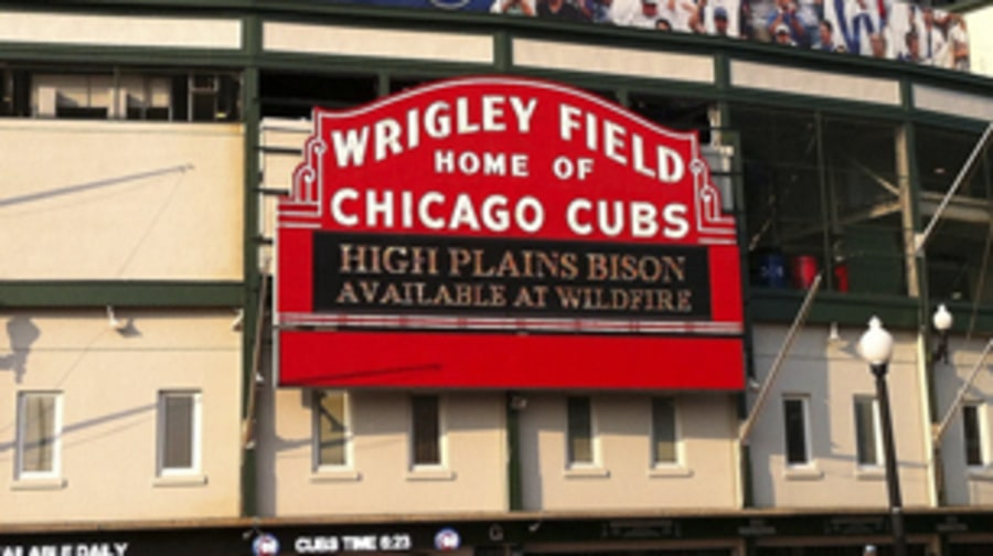 Wrigley Field, Chicago