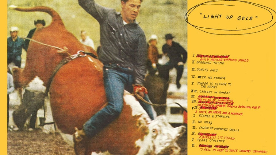 Parquet Courts, 'Light Up Gold'