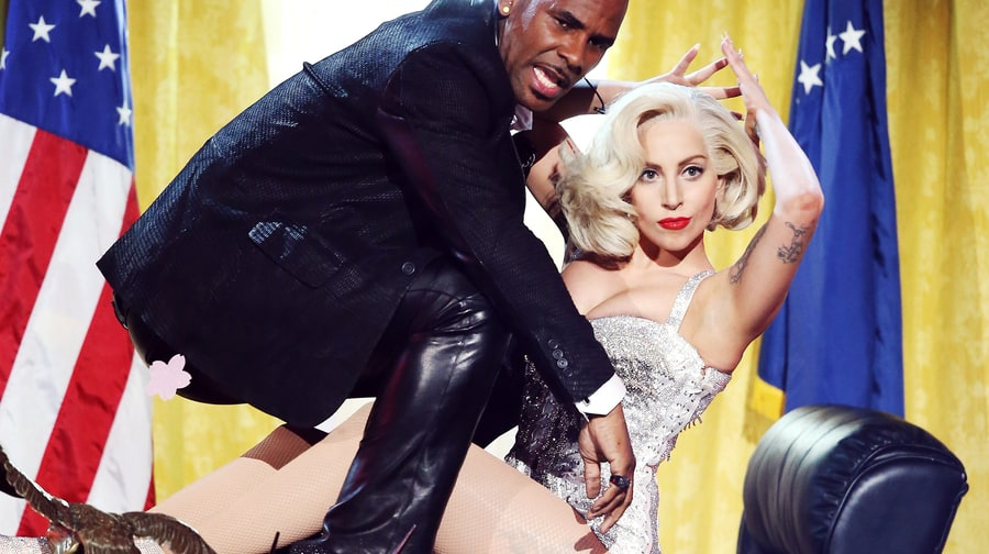 "Lady Gaga feat R. Kelly, ""Do What U Want"""