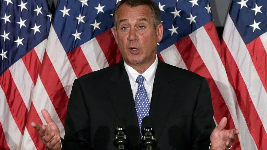 John boehner 50 dumbest things right wingers said in for Randy stewart builder
