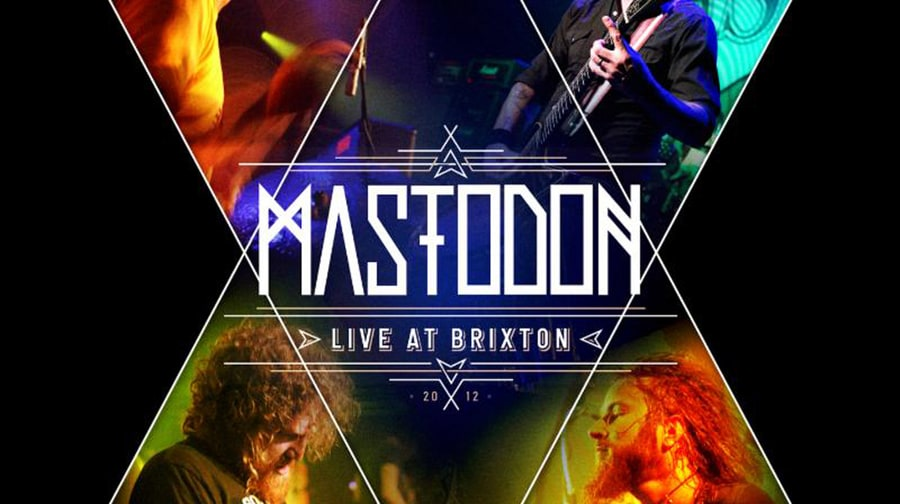 Mastodon, 'Live at Brixton'
