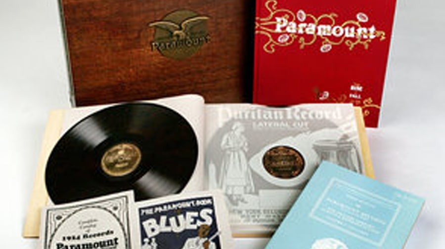 Various Artists, 'The Rise and Fall of Paramount Records, Vol. 1 (1917 -1927)'