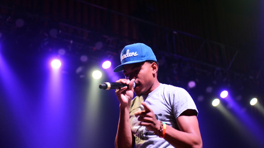 Chance the Rapper feat. Nate Fox and Lili K,