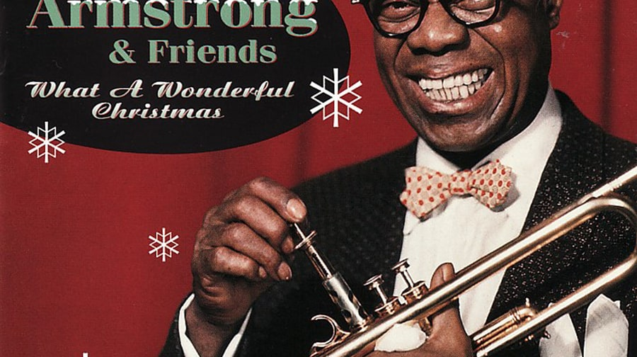 Louis Armstrong, 'What a Wonderful Christmas'