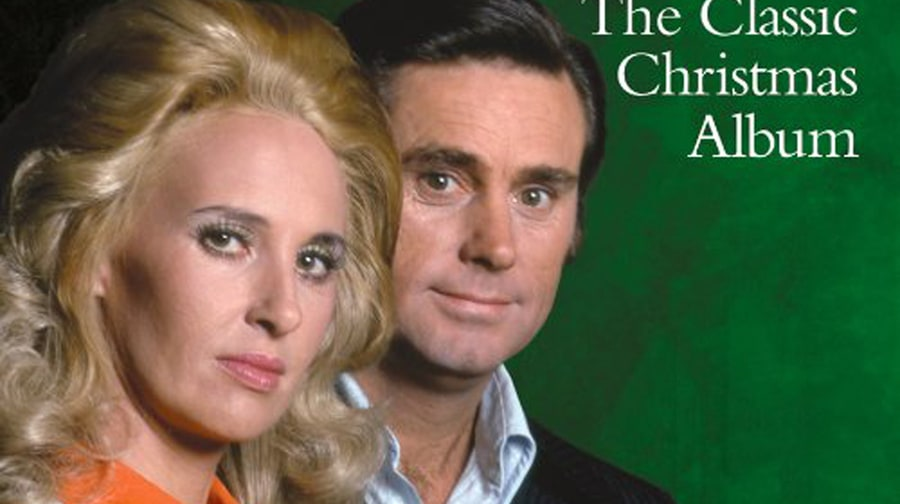 George Jones and Tammy Wynette, 'The Classic Christmas Album'