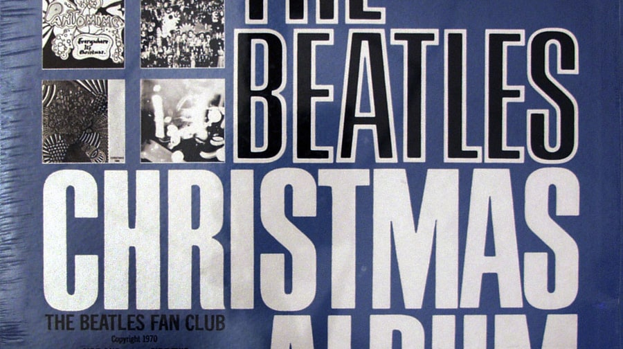 The Beatles, 'The Beatles' Christmas Album'