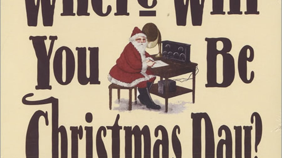 Various Artists, 'Where Will You Be Christmas Day?'