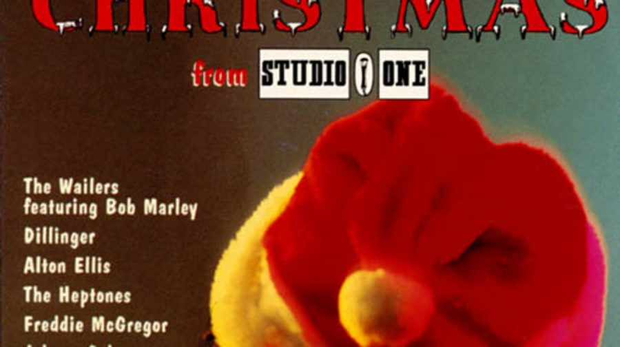 Various Artists, 'Reggae Christmas From Studio One'