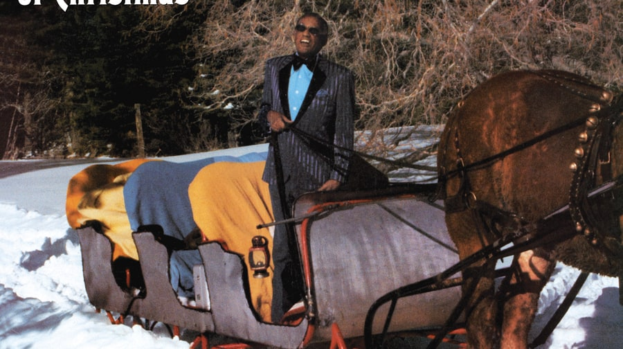 Ray charles the spirit of christmas 40 essential christmas albums