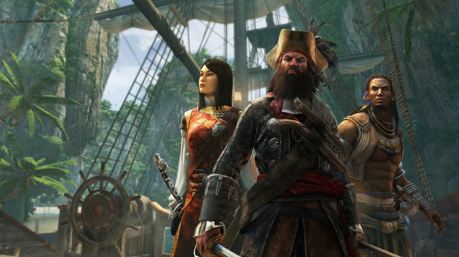 'Assassin's Creed IV: Black Flag'