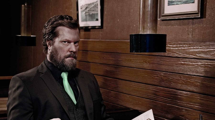 John Grant, 'Pale Green Ghosts'