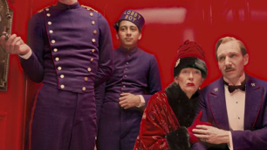 'The Grand Budapest Hotel' (March 7th)