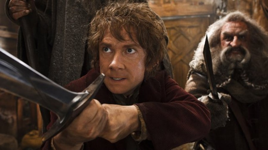 'The Hobbit: There and Back Again' (December 17th)