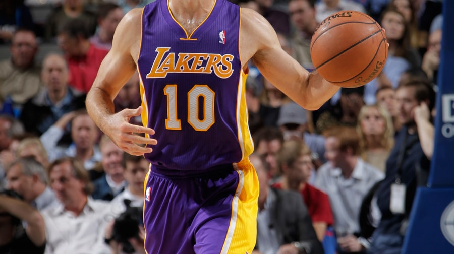 Steve Nash (Los Angeles Lakers Guard)