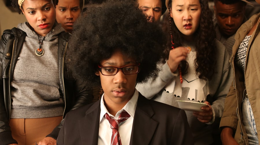 Is 'Dear White People' the Next 'School Daze'?