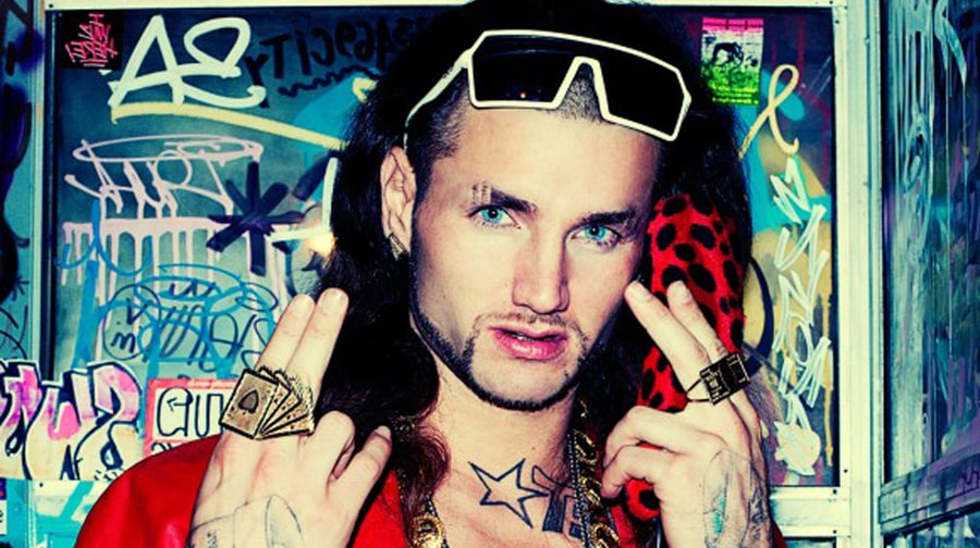Riff Raff, 'Neon Icon' (April 29th)