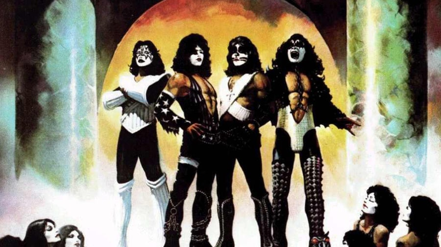 Love Gun 1977 Kiss Top 10 Albums Ranked Rolling Stone