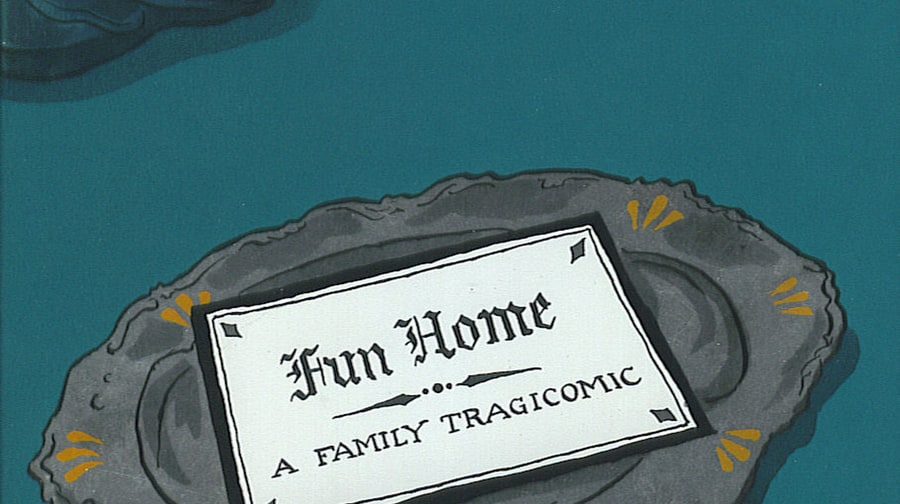 'Fun Home,' Alison Bechdel