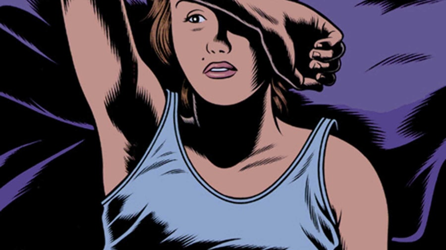 'Black Hole,' Charles Burns
