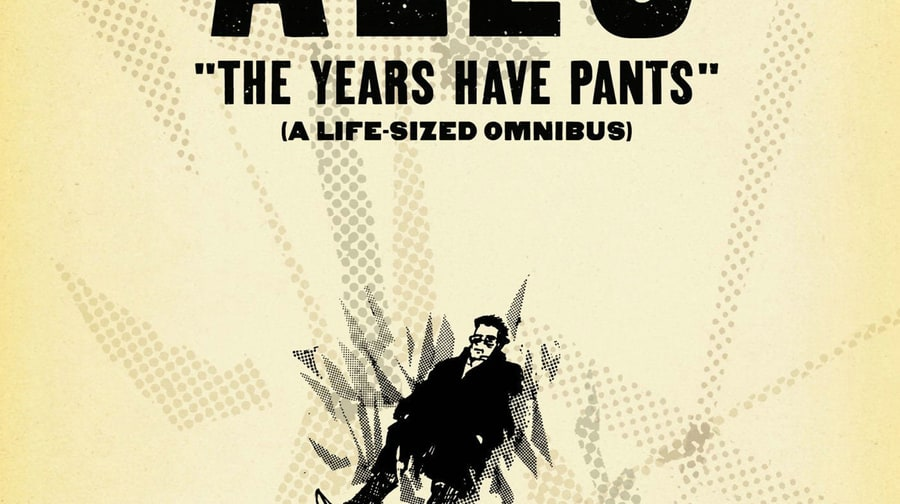 'Alec: The Years Have Pants,' Eddie Campbell