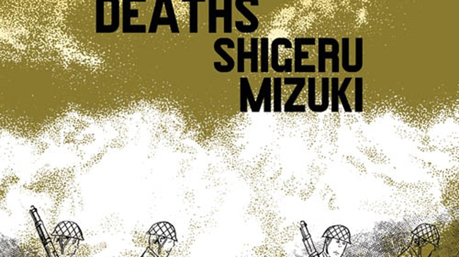 'Onward Toward Our Noble Deaths,' Shigeru Mizuki