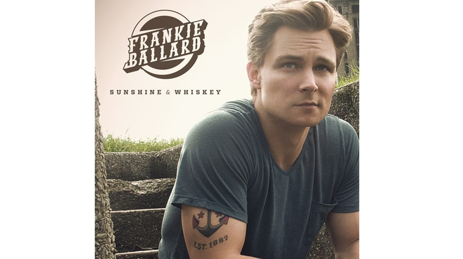 Frankie Ballard, 'Sunshine & Whiskey'