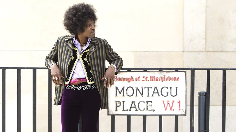 'Jimi: All Is by My Side': Photos From the Set of the Hendrix Biopic