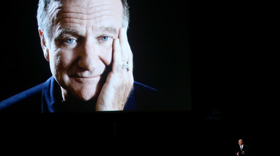 BEST: Billy Crystal's Tribute to Robin Williams