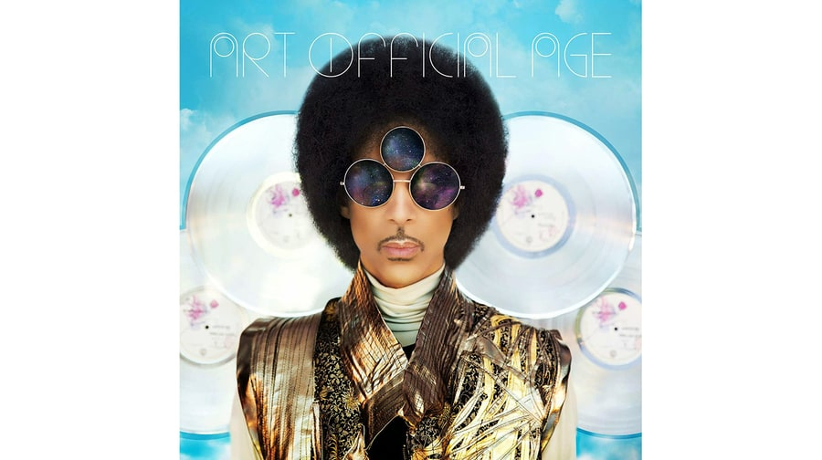 Prince, 'Art Official Age'