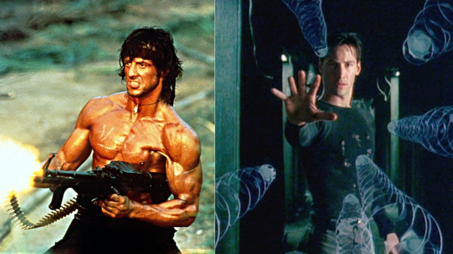 best english action movies list