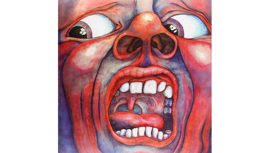 King Crimson, 'In the Court of the Crimson King' (1969)