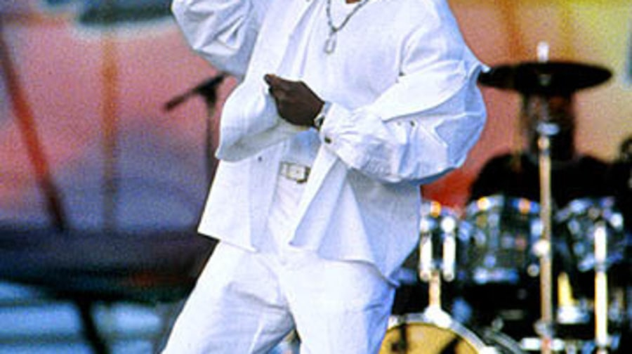 Keith Sweat Photos