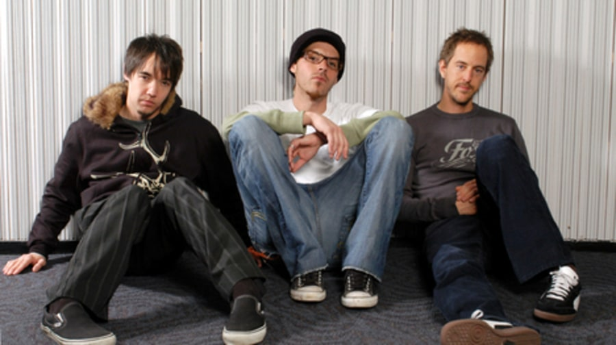 Hoobastank Let it Out in New York