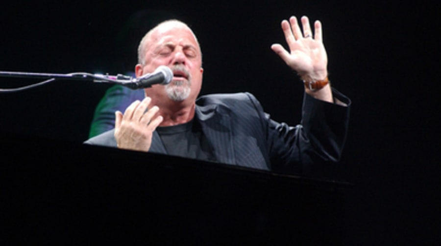 Billy Joel in a N.Y. State of Mind