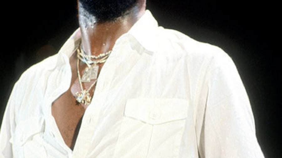 Remembering Teddy Pendergrass: The R&B Great's Life in Photos