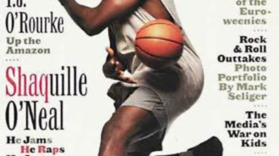 Shaquille O'Neal Photos