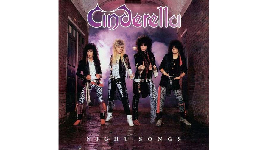 Cinderella Night Songs Tour