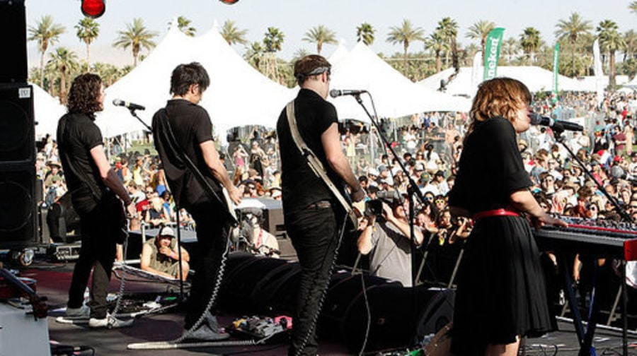 Coachella 2009: Hottest Live Performance Photos