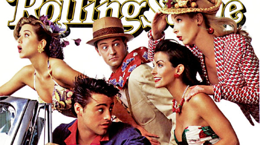 TV on the Cover of Rolling Stone