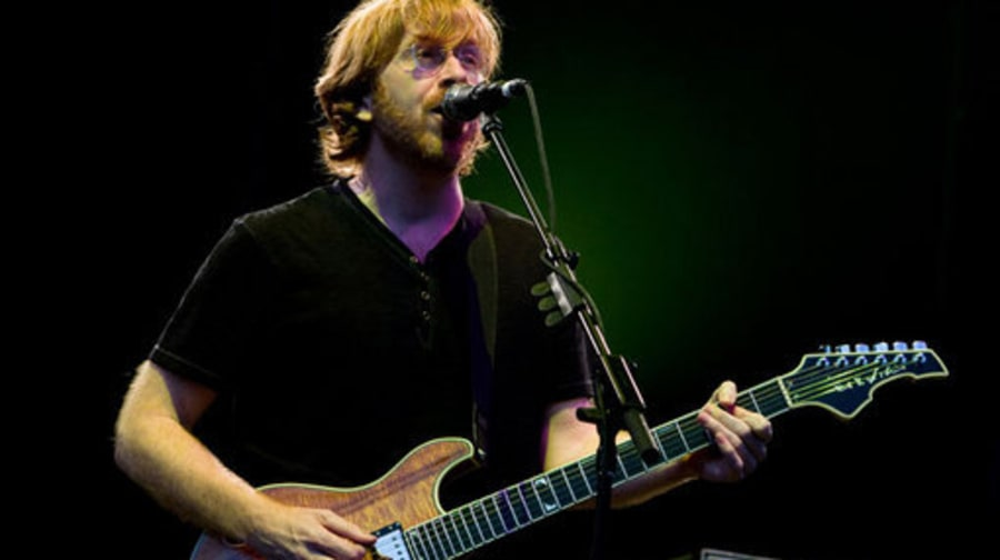 Phish's Fenway Frenzy: Jam Legends Kick Off Reunion Tour at Boston Ballpark