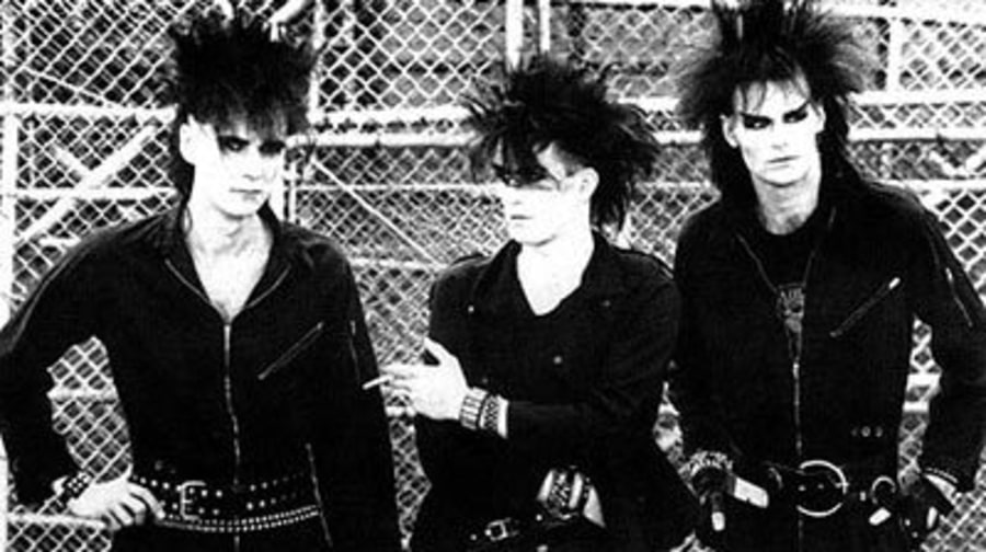 Skinny Puppy Photos