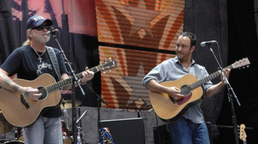 Dave Matthews, Willie Nelson, Mellencamp bring Farm Aid to New York