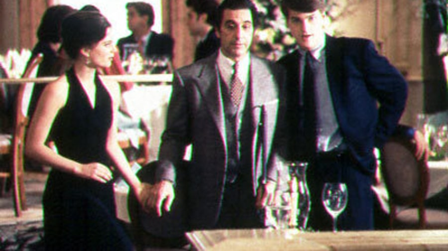 Stills From the Movie Scent of a Woman