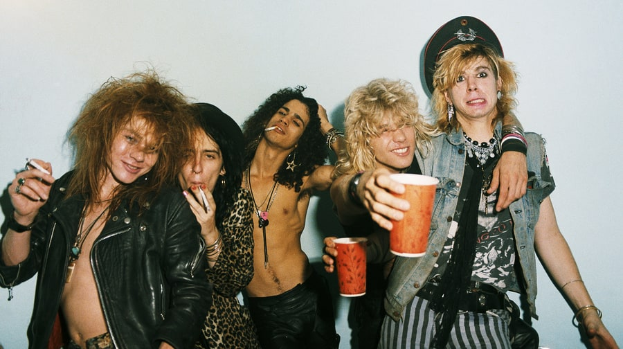 50 Wildest Guns N' Roses Moments